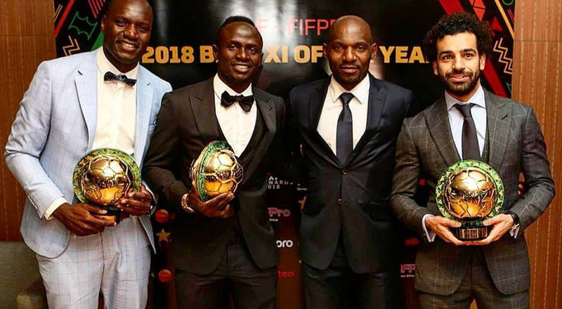 CAF Awards: Denis Onyango named Africa's best goalkeeper