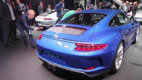 Michelin podczas salonu samochodowego we Frankfurcie