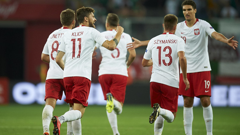 5b22bc28b Ranking FIFA: Polska na 18. miejscu - Wrzesień 2018 - Piłka nożna