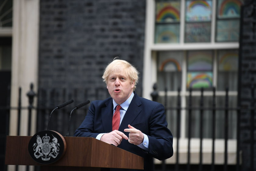 Boris Johnson wrócił do pracy po ozdrowieniu z Koronawirusa