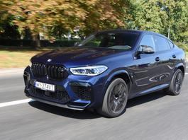 BMW X6 M Competition – torowe monstrum czy autostradowy ścigant?