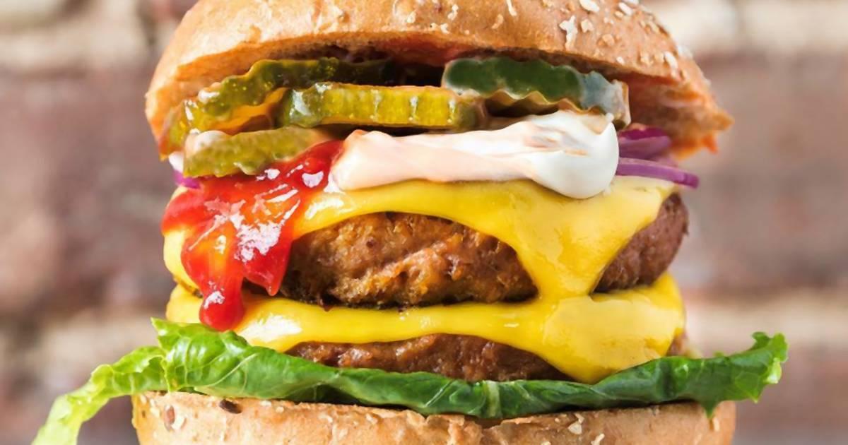 """Endlich! Ab Freitag gibt's den """"Beyond Meat""""-Burger wieder bei Lidl"""