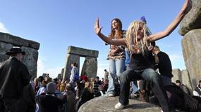 Muzyczna teoria na temat kamiennego kręgu Stonehenge