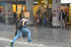 Očekuju se jaki pljuskovi, a može pasti i 20 litara kiše za tri sata
