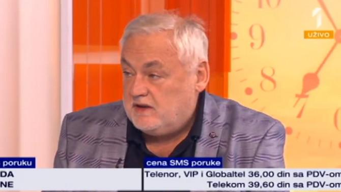 profesor dr Aleksandar Milošević.