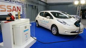 Samochody elektryczne, hybrydowe, na gaz