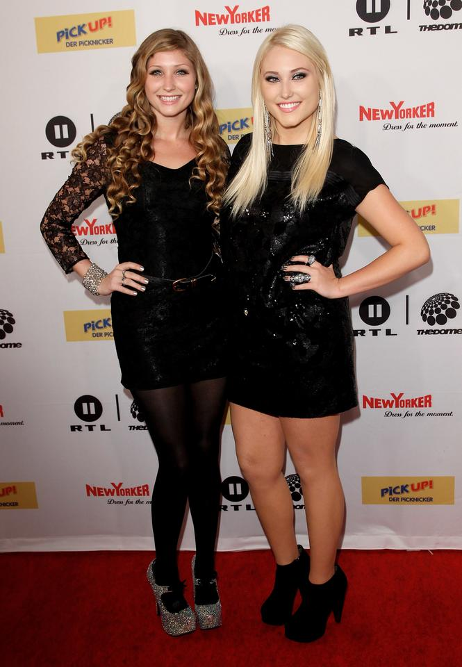 Hayley Hasselhoff, Taylor Ann Hasselhoff