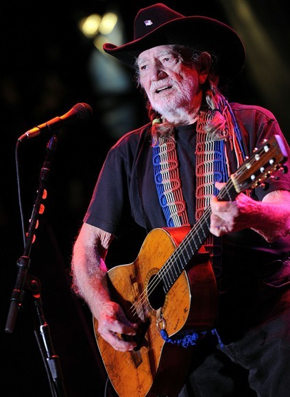 Willie Nelson (fot. Getty Images)