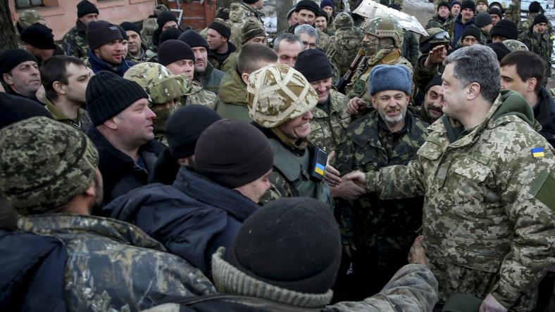 Ukraina rok po Majdanie. Państwo straciło 7 procent terytorium
