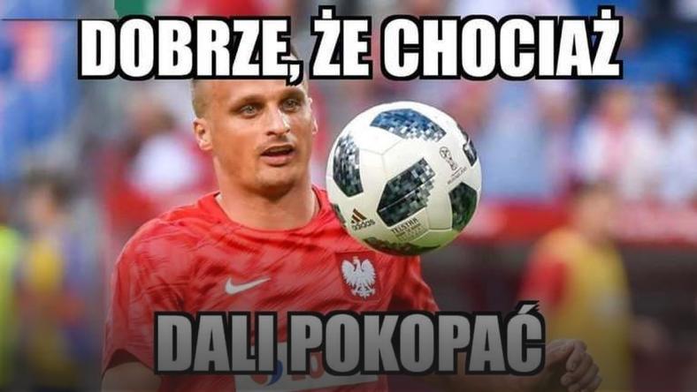 829f2ab0d Polska - Japonia: memy po meczu mistrzostw świata w piłce nożnej - Sport