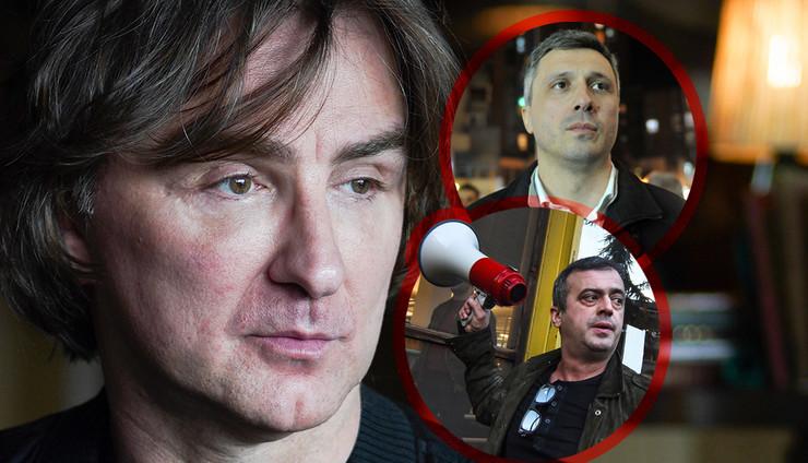 mitrovic sergej bosko kombo foto RAS Mitar Mitrovic, Nenad Mihajlovic, Milos Cvetkovic