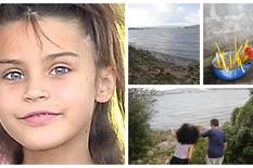 Mala Anabela pronađena je u reci