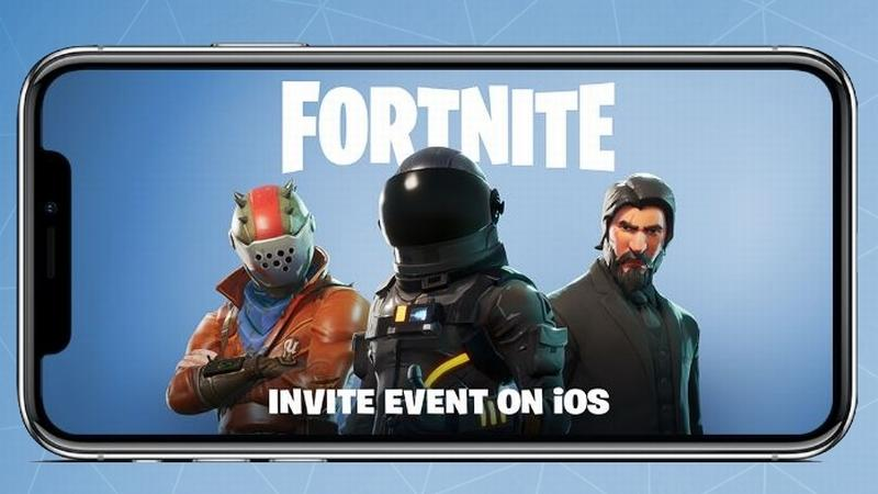 Fortnite mobile