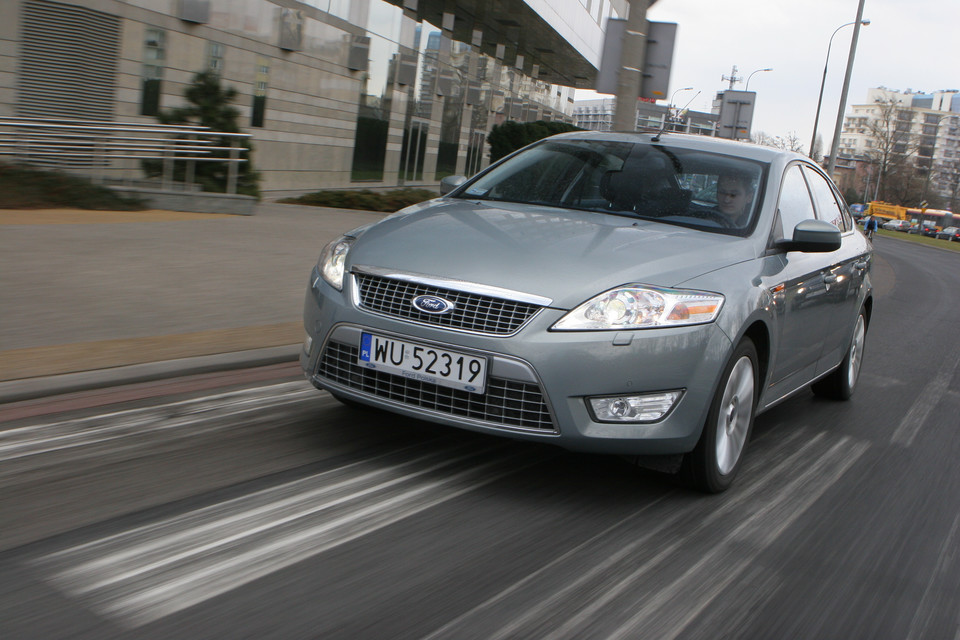 14. Ford Mondeo III 2007-14