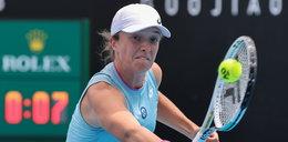 Znakomita gra naszej tenisistki w Australii. Świątek zaczęła jak burza
