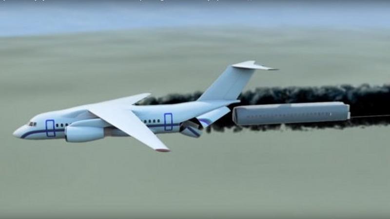Nietypowy pomysł ochrony pasażerów samolotów