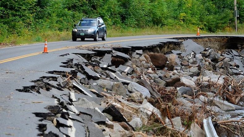 Bilans ofiar Irene w USA wzrósł do 44 osób