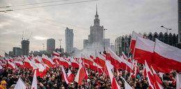 Marsz Niepodległości. Zobacz, co tam się dzieje!