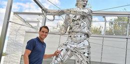 W Paryżu odsłonięto pomnik Rafaela Nadala