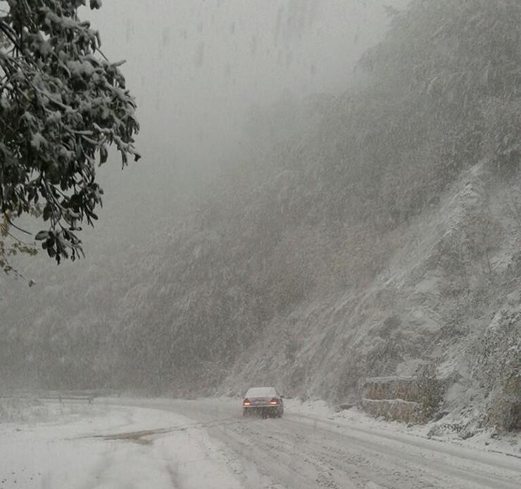 sneg Sarajevo Foca