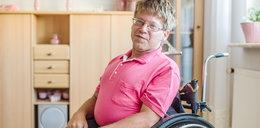 Niepełnosprawny Sebastian odzyskał wózek !