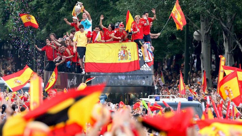 Hiszpanie najlepsi na świecie?