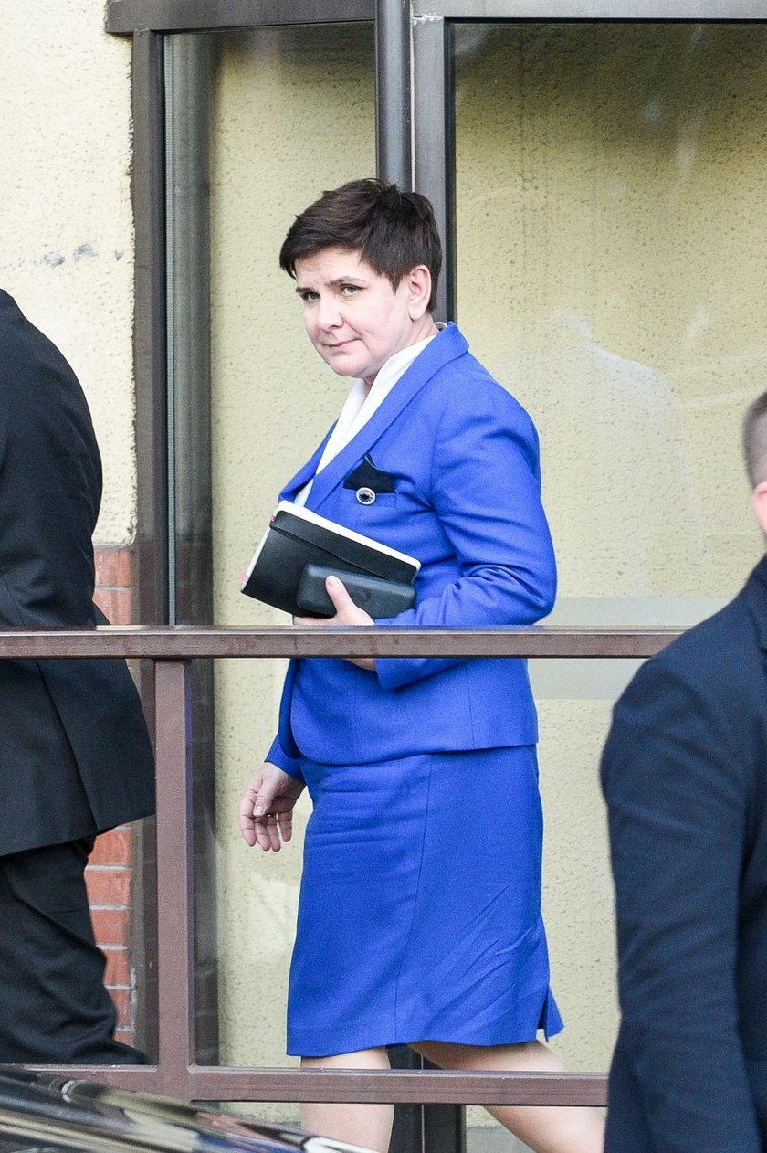 Wiceminister sprawiedliwości interweniował w sprawie wypadku premier Szydło?