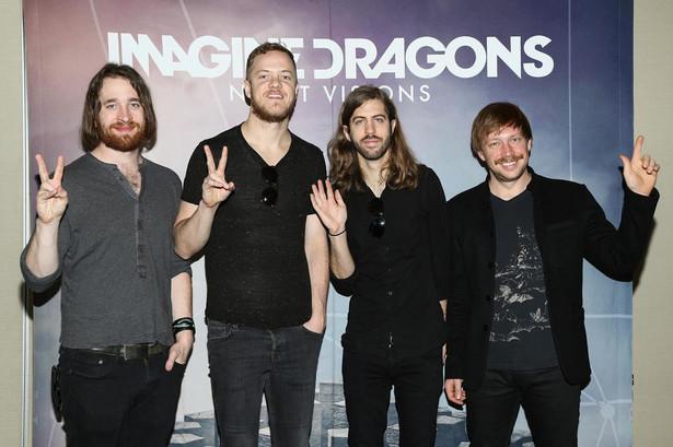 Imagine Dragons w Łodzi. Kapela wystąpi w Atlas Arenie 2 lutego.