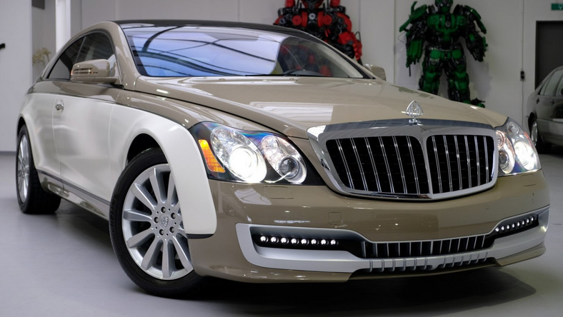 Xenatec Maybach 57S Coupé