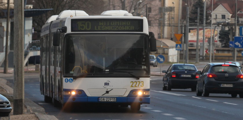 Jest buspas na Kieleckiej!