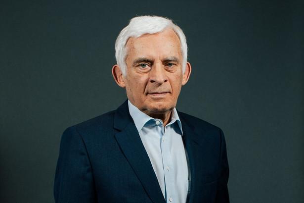 Jerzy Buzek, premier w latach 1997–2001, od 2004 r. deputowany do Parlamentu Europejskiego – w latach 2009–2012 jego przewodniczący Fot. Maksymilian Rigamonti