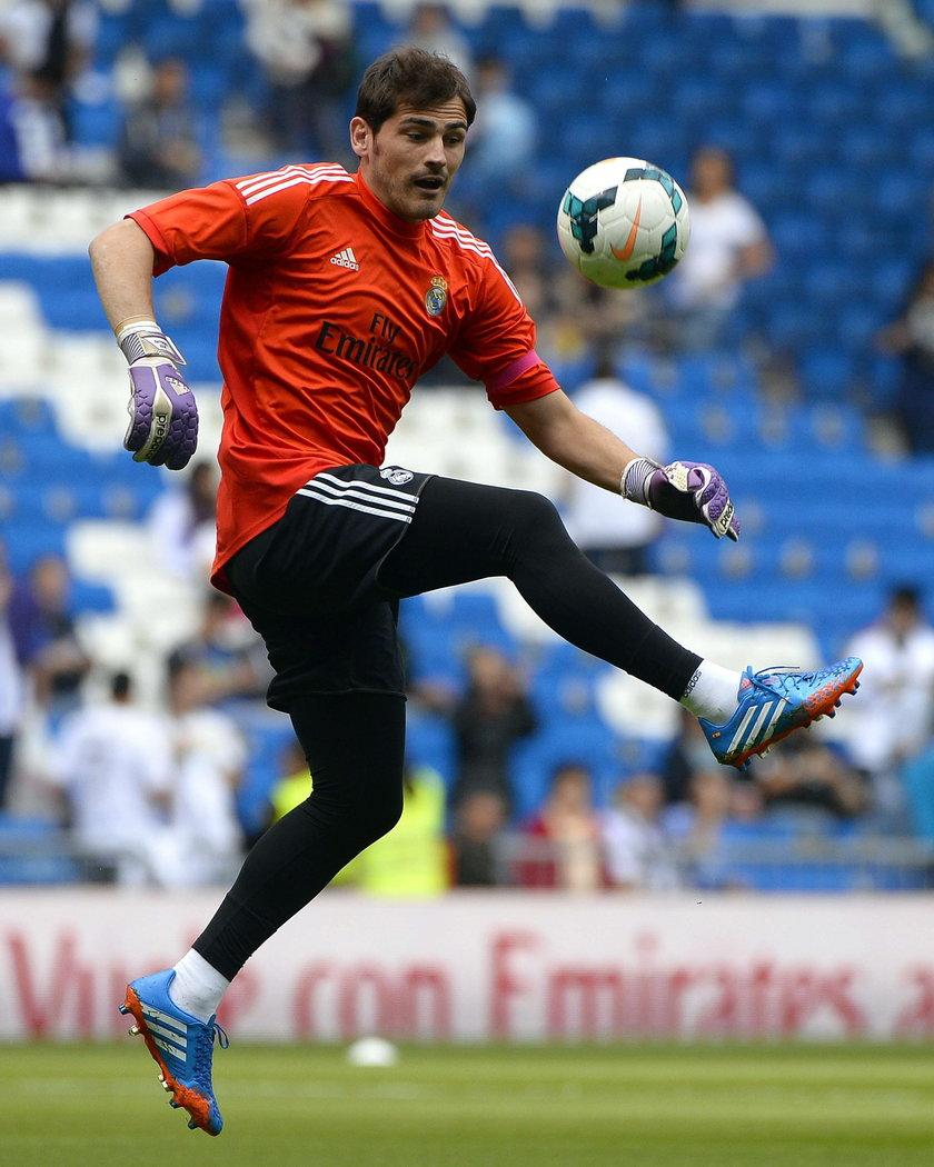 Iker Casillas ma poważne zmartwienie