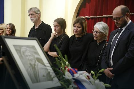 Porodica Samardžić: Brat, unuka. ćerka, supruga u suzama