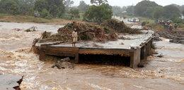 Cyklon Idai przyniósł śmierć i zniszczenia. Nawet tysiąc ofiar