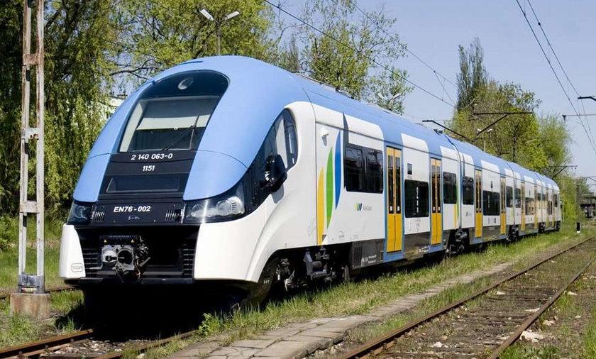 Strajk na kolei