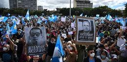Protesty w Gwatemali przeciwko budżetowi. Podpalono parlament