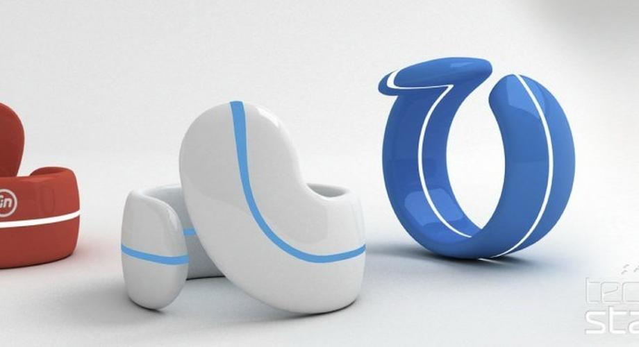 Sensorring Fin: Smartphone, Tablet & Co. per Gesten steuern