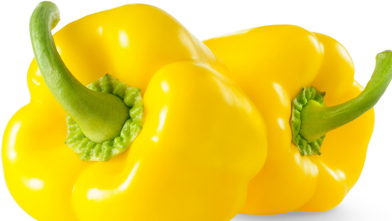 żółta papryka