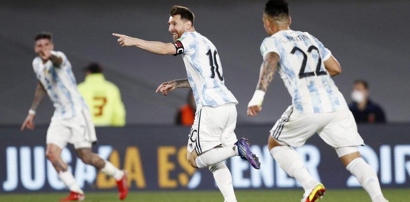 Nie chciał, ale strzelił! Takiej bramki Messi jeszcze nie zdobył (WIDEO)