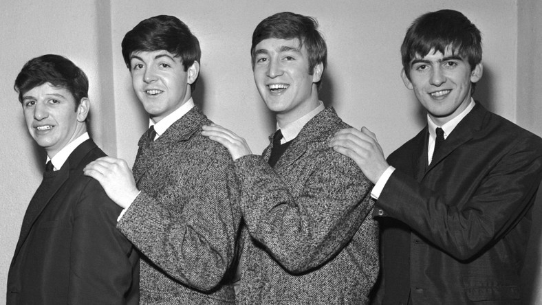 The Beatles (fot. Getty Images)