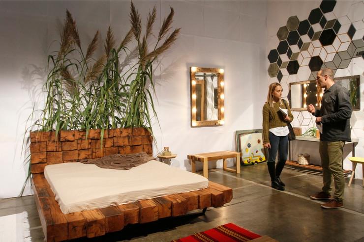 Krevet, hrast star 150 godina, 300 kg težak krevet, 233.000,00 dinara