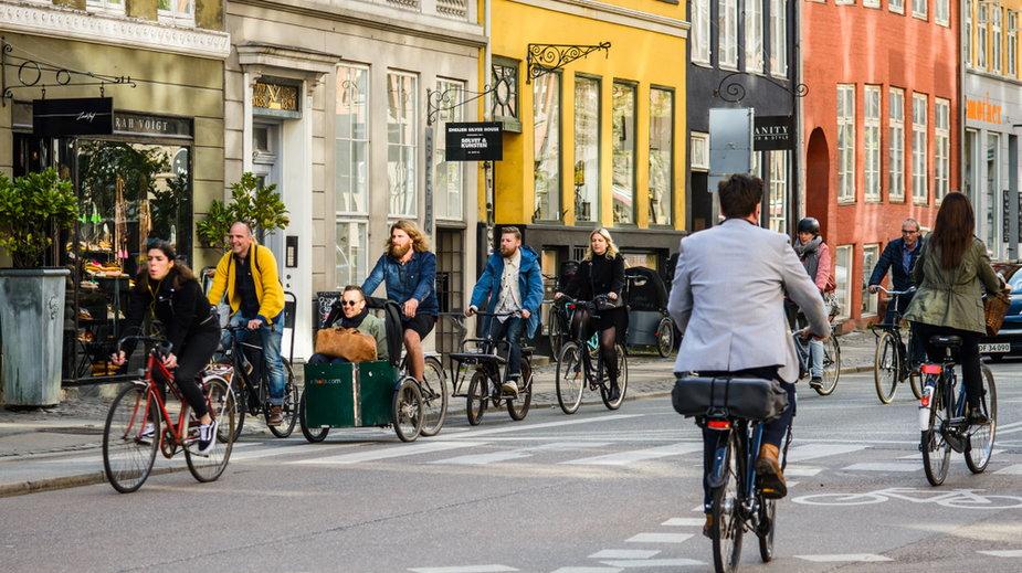 Strefa masek w Skandynawii zaczyna się i kończy na lotnisku