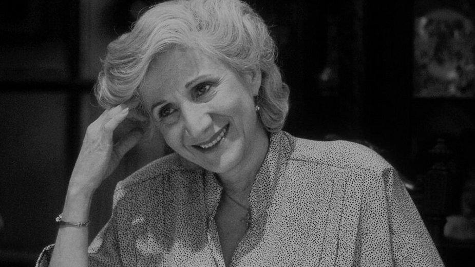 """Olympia Dukakis jako Rose Castorini w filmie """"Wpływ księżyca"""" (1987)"""