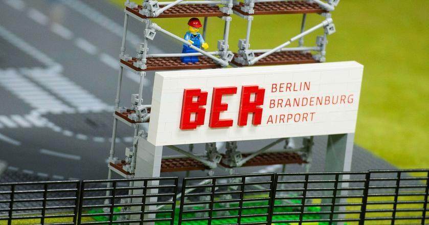 Nowe lotnisko Berlin-Brandenburg miało zostać otwarte w 2012 roku