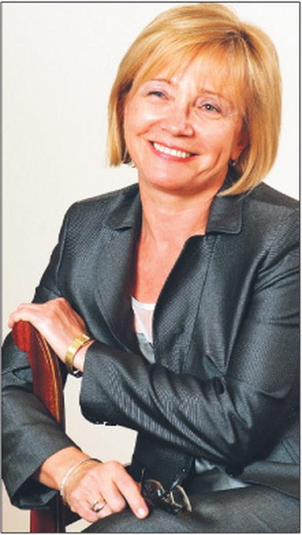 Renata Greszta, rzecznik prasowy Krajowej Rady Notarialnej Fot. Arch.