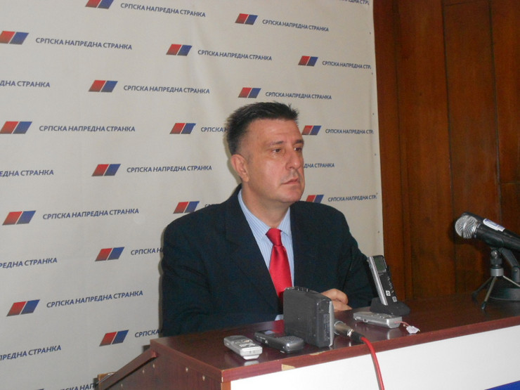 Buduci gradonacelnik Slobodan Gvozdenovic SNS_foto Predrag Vujanac