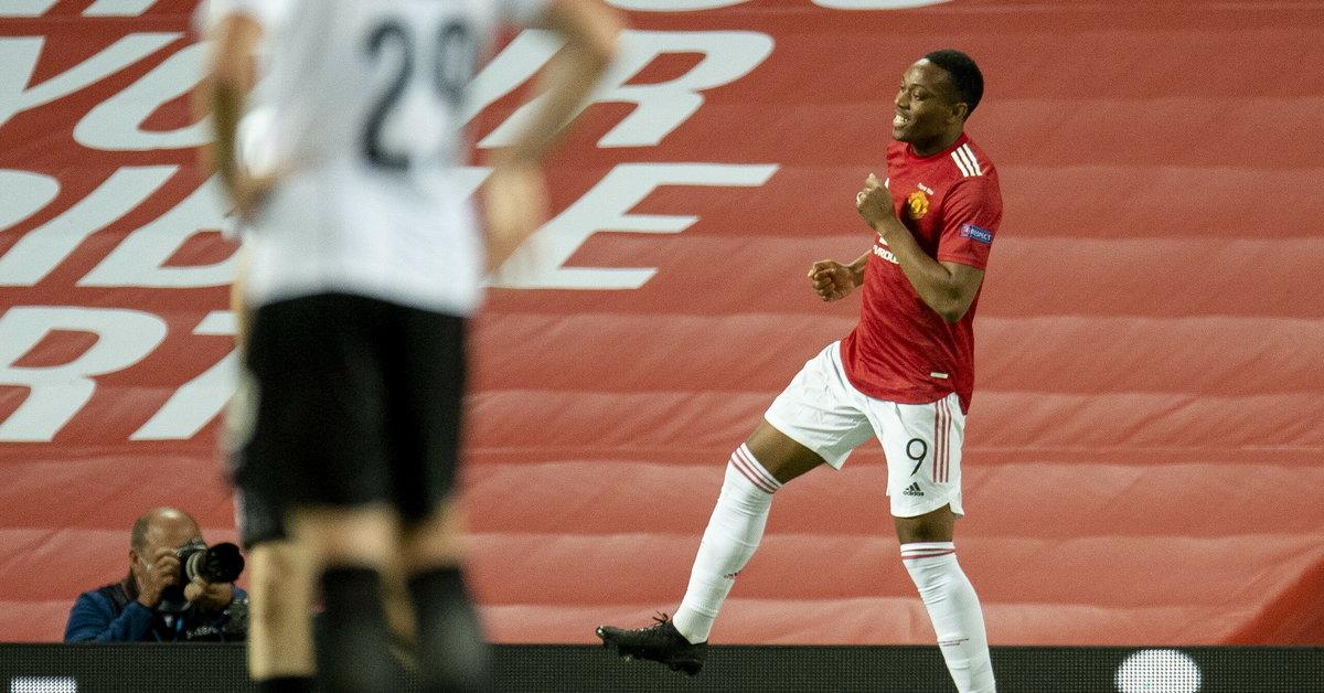 Liga Europy: Manchester United lepszy od LASK Linz. Relacja i wynik meczu - Sport