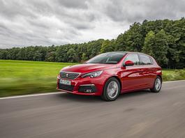 Peugeot 308 1.2 PureTech 130 KM – indywidualista