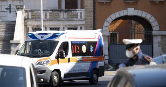 Koronawirus we Włoszech, nie żyje Mercello Natali