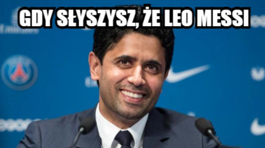 Leo Messi opuszcza Barcelonę! Memy po ogłoszeniu decyzji przez klub